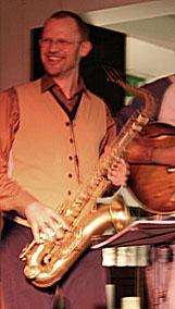 improvisationen mit klarinette